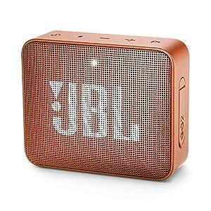 JBL Go 2 - Mini enceinte Bluetooth Portable - Étanche pour Piscine & Plage Ipx7 - Autonomie 5hrs - Qualité Audio JBL - Orange 9