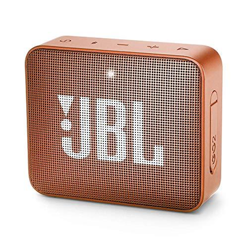 JBL GO 2 – Altavoz inalámbrico portátil con Bluetooth – Parlante resistente al agua (IPX7) – hasta 5h de reproducción…