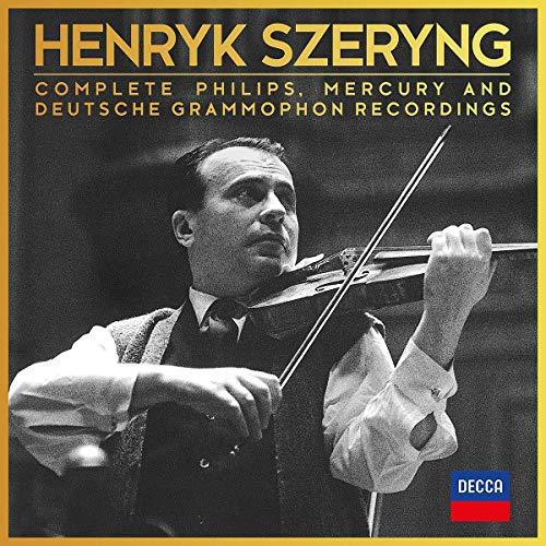 Henryk Szeryng Complete Edition [44 CD]