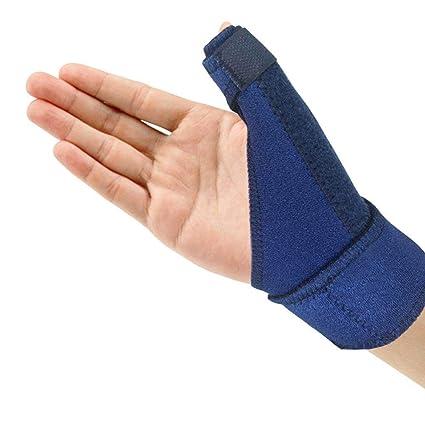 Dolor dedo pulgar izquierdo mano