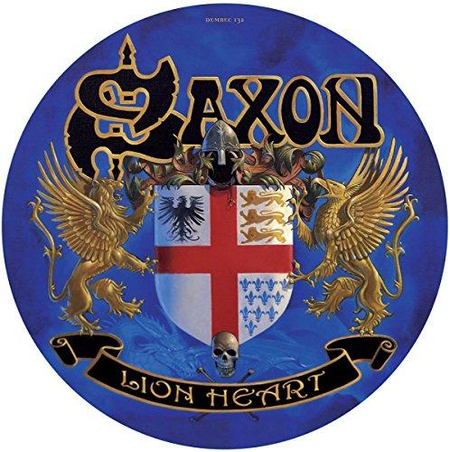 Vinilo : Saxon - Lionheart (Picture Disc Vinyl LP, Indie Exclusive, United Kingdom - Import)
