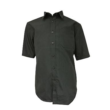 Gol G.O.L. - Kurzarmhemd Festliches Hemd Jungen (Hemd ohne Fliege), Schwarz  - Größe 7f15d7373a