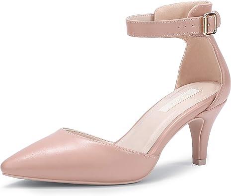 Amazon.com   Mofri Women's Low Heel