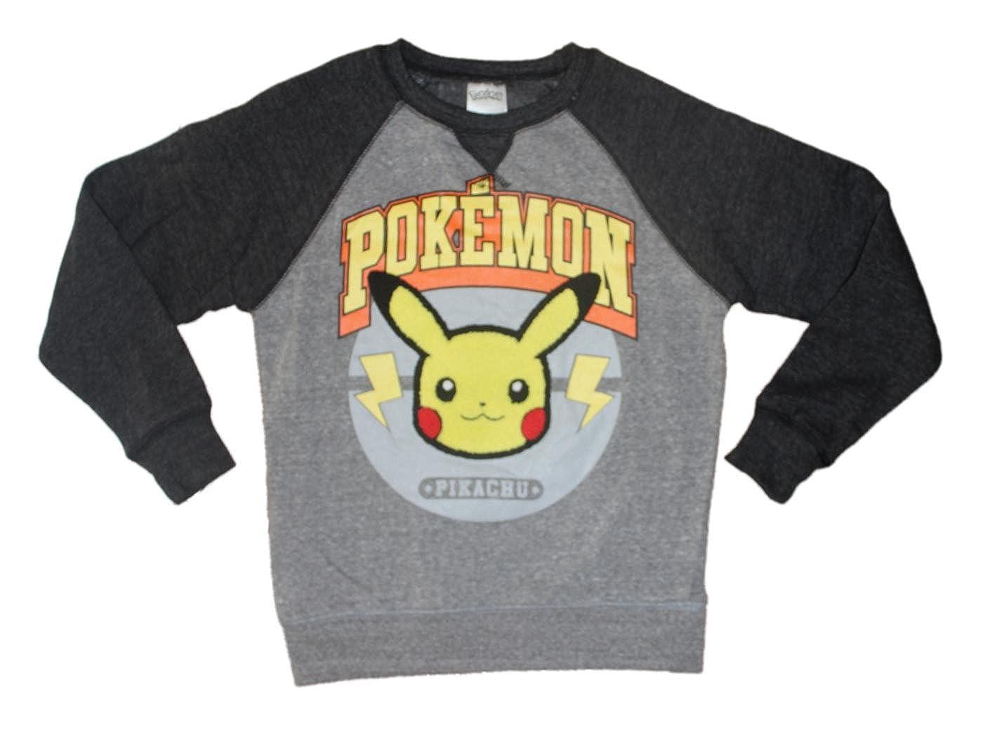 Pokemon Pikachu Boys Sweatshirt 4-16