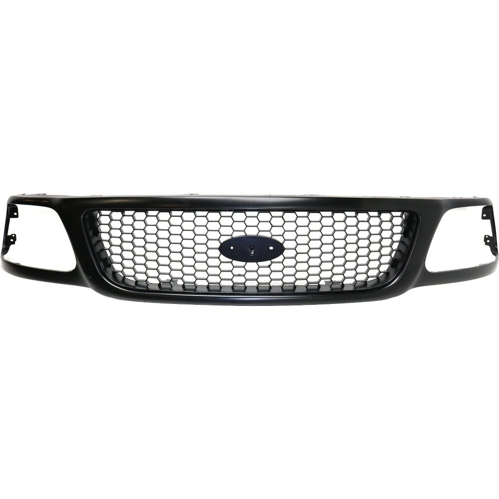 Evan-Fischer EVA17772022933 Grille for Ford F-Series 97-04 Honeycomb Insert Paint To Match Old Body Style