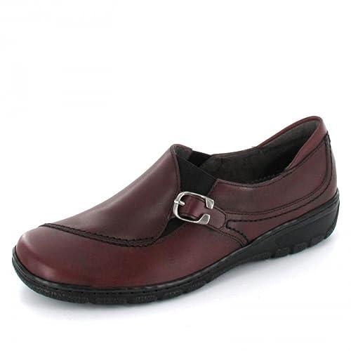 Jenny Damas Guantes Deportivo Soft Calf de Piel, Forro Piel, Piel Plantilla, Color Marrón, Talla 7.5: Amazon.es: Zapatos y complementos