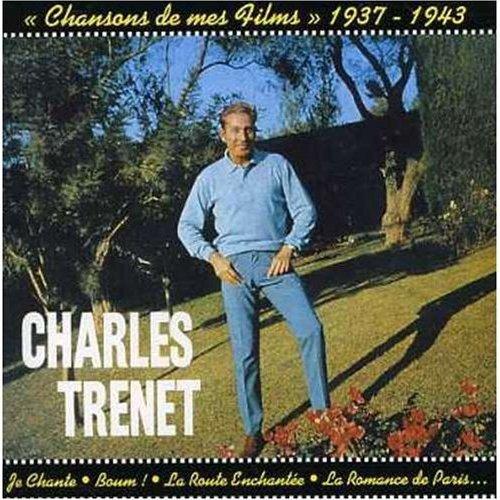 CD : Charles Trenet - 1937 - 1943: 16 Original Songs (CD)