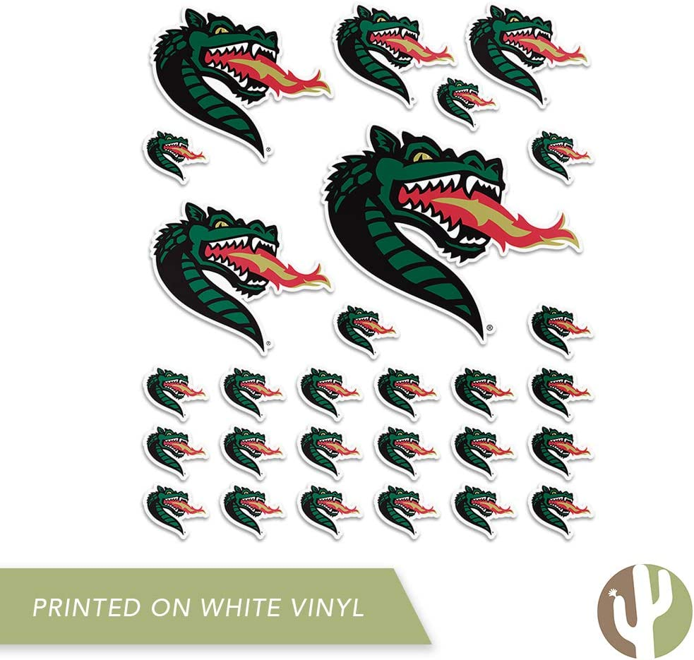 Sheet Type 3-1 University of Alabama at Birmingham UAB Blazers NCAA Sticker Vinyl Decal Laptop Water Bottle Car Scrapbook