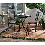 Porch Garden Patio lovely decor with Table And Chair Set
