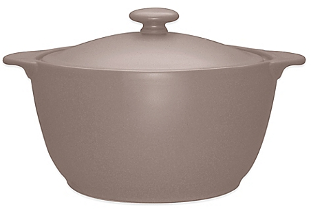 Noritake® Colorwave Covered Casserole in Clay - BedBathandBeyon​d.com