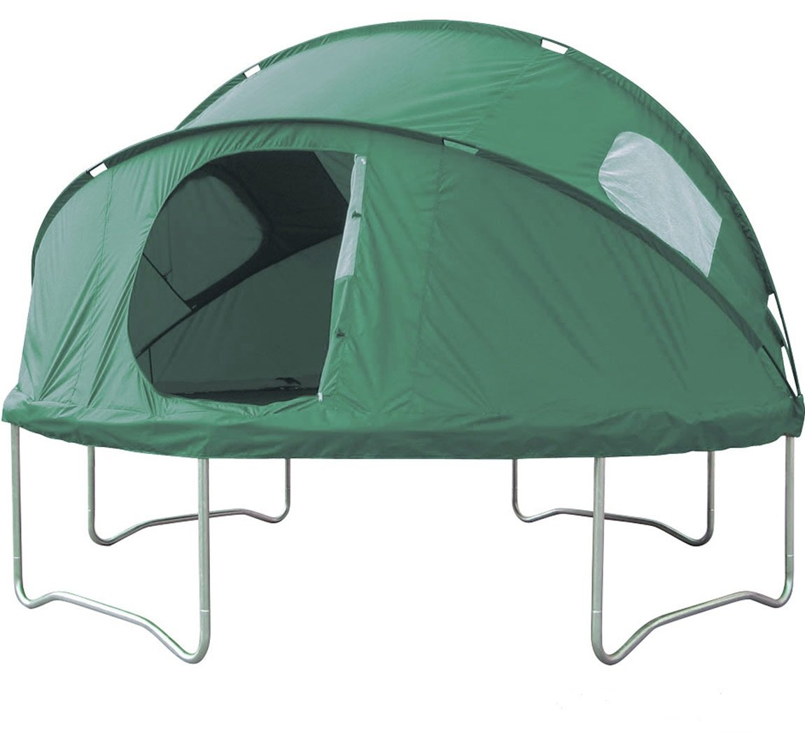 10 Foot Trampoline Tent. For Imaginative Play, Picnics, and Making a Den. Skyhigh