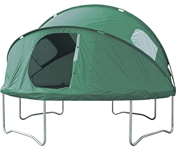12ft Tr&oline Tent. For Imaginative Play Picnics and Making a Den!  sc 1 st  Amazon UK & 12ft Trampoline Tent. For Imaginative Play Picnics and Making a ...