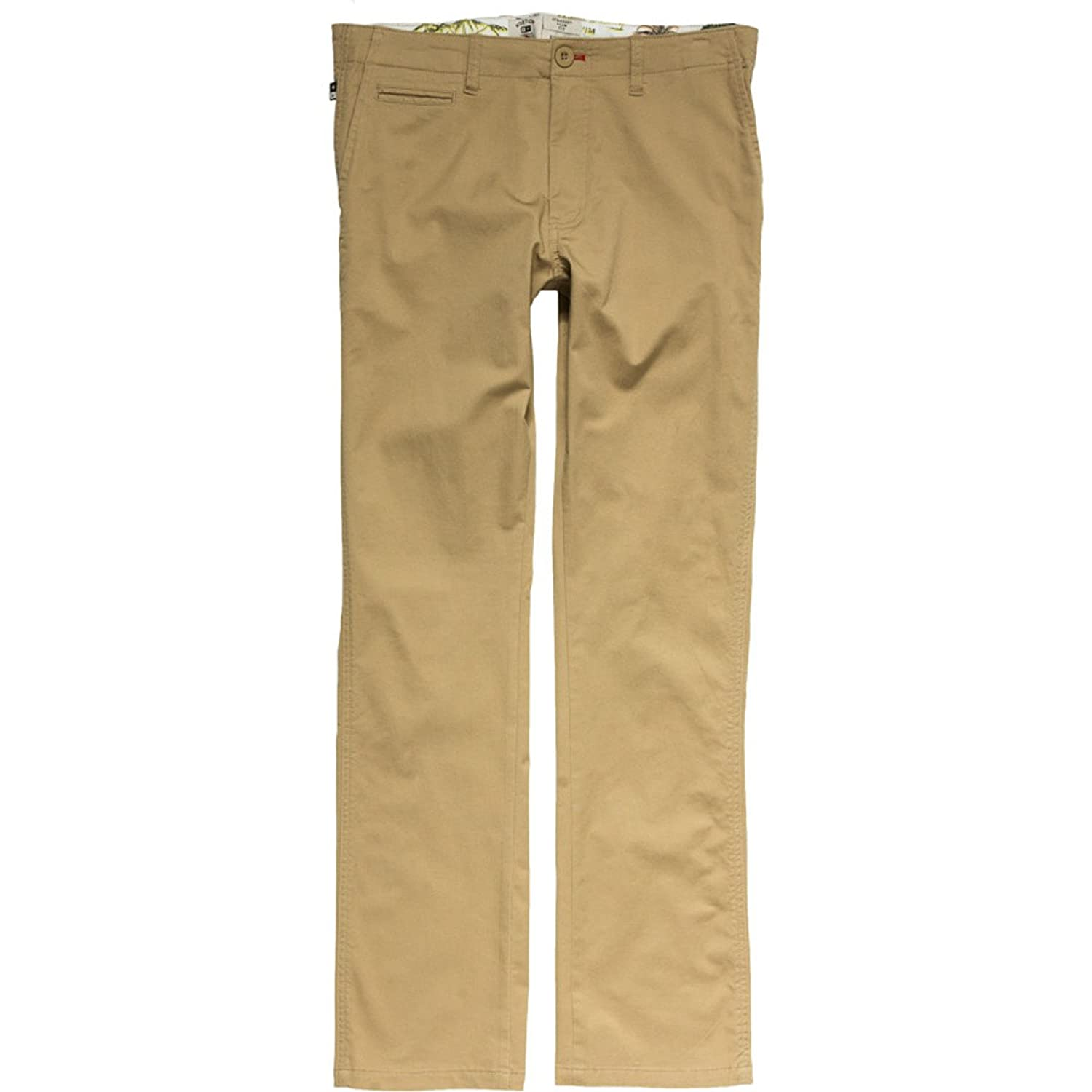 Fourstar Clothing Men's Koston Straight Slim Chino Pants