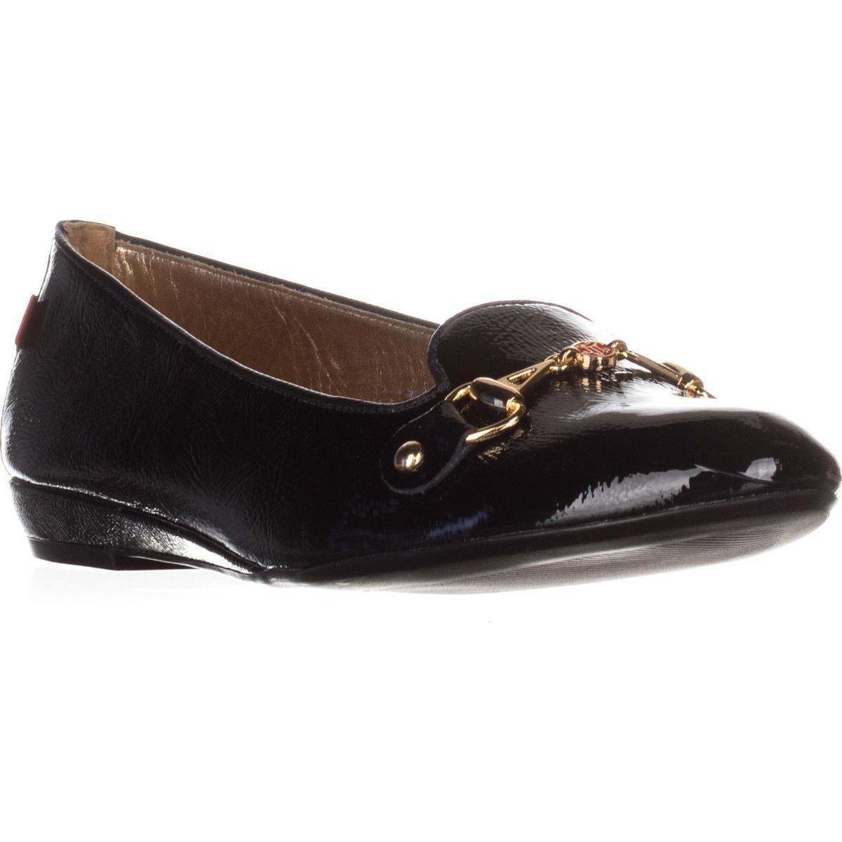 Marc Joseph New York Bryant Frauen Bryant York Park Loafers schwarz Patent 87a4ec