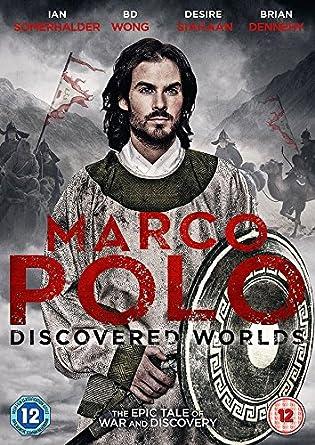 Marco Polo [DVD] [Reino Unido]: Amazon.es: Ian Somerhalder, Brian ...