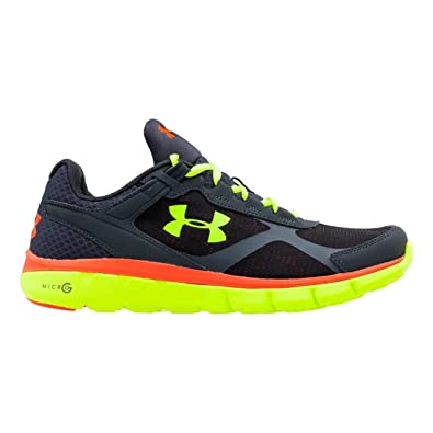 Under Armour Micro G Velocity RN Running Shoes - AW15-7 - Black c9223c63e2185
