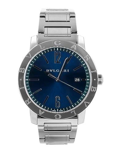 newest collection 0feba 7cbb1 Amazon | [ブルガリ] 腕時計 BVLGARI BB41C3SSD ブルガリ ...