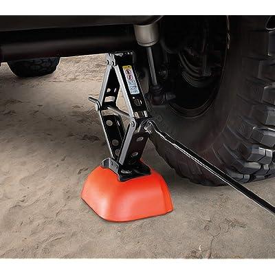 Jeep Wrangler Spare Tire JACK BASE BOOSTER, OE Mopar: Automotive