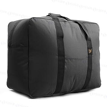 Amazon.com: Bolsa de viaje para equipaje Maleta de Lona de ...