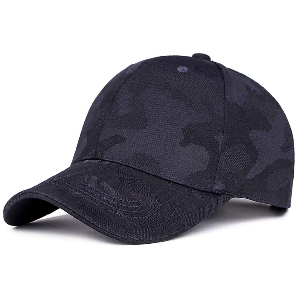 Army Military Camo Cap Classic Polo Style Baseball Cap Fits Men Women Outdoor Activities Sun Protection Sun Hat