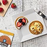 Rip Van Wafels Honey & Oats Stroopwafels - Healthy