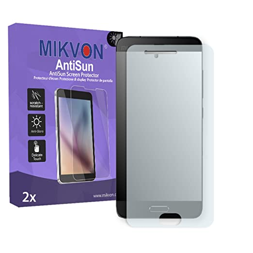 Amazon.com: MIKVON 2X AntiSun Screen Protector for Xiaomi Mi ...