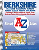 A-Z Berkshire (A-Z County Atlas)
