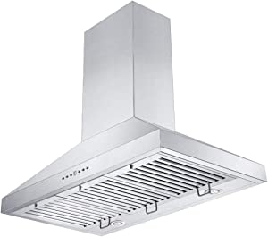 ZLINE KL3-48 Range Hood, 48 in, Stainless Steel