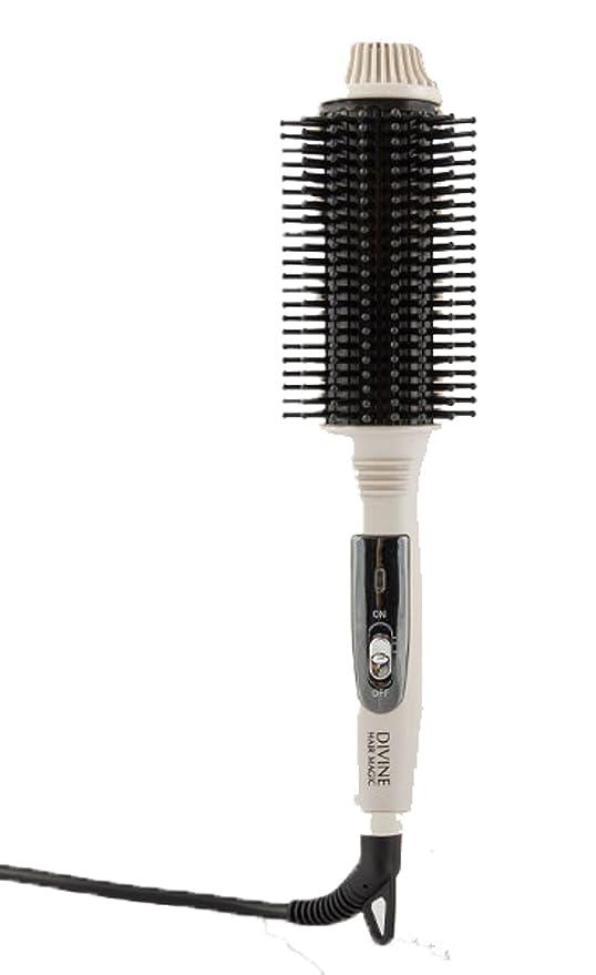 Magisch modelierende Cepillo acoplador de secador rizador de pelo para perfecta glättung o rizos