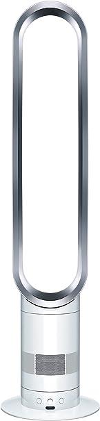 Dyson AM02 - Multiplicador de aire, color blanco y plateado ...