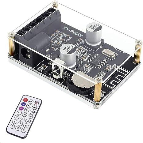 Pemenol Bluetooth Amplifier Board 20w 30w 40w Stereo Elektronik