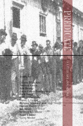 Predicate (A Literary Journal)