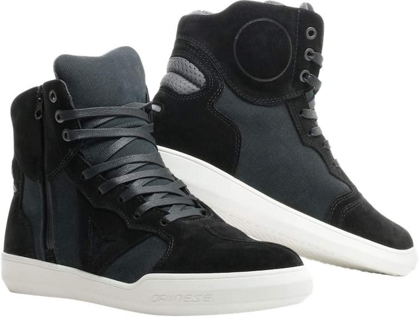 45, black//anthracite Metropolis Shoes