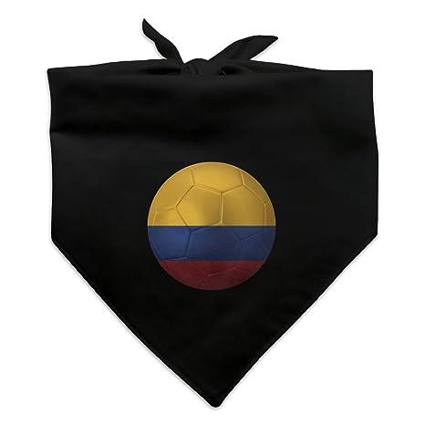 Amazon.com: Bandera de Colombia balón de fútbol Futbol ...