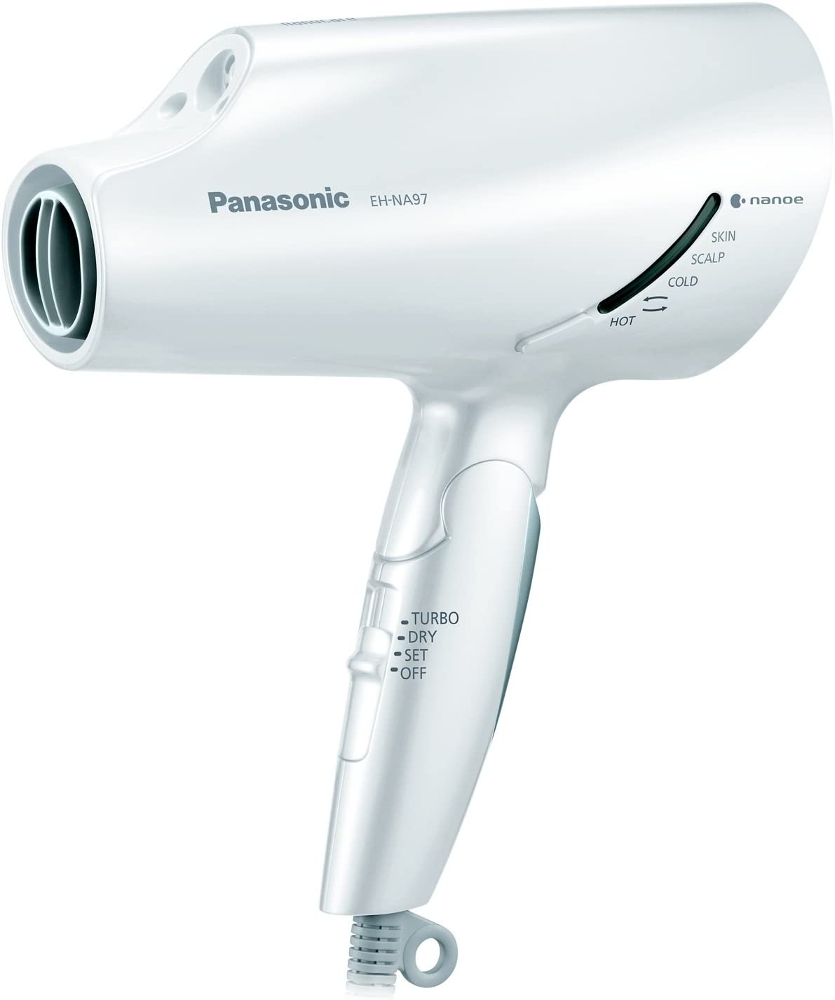 Panasonic Hair Dryer Nano Care white EH-NA97-W