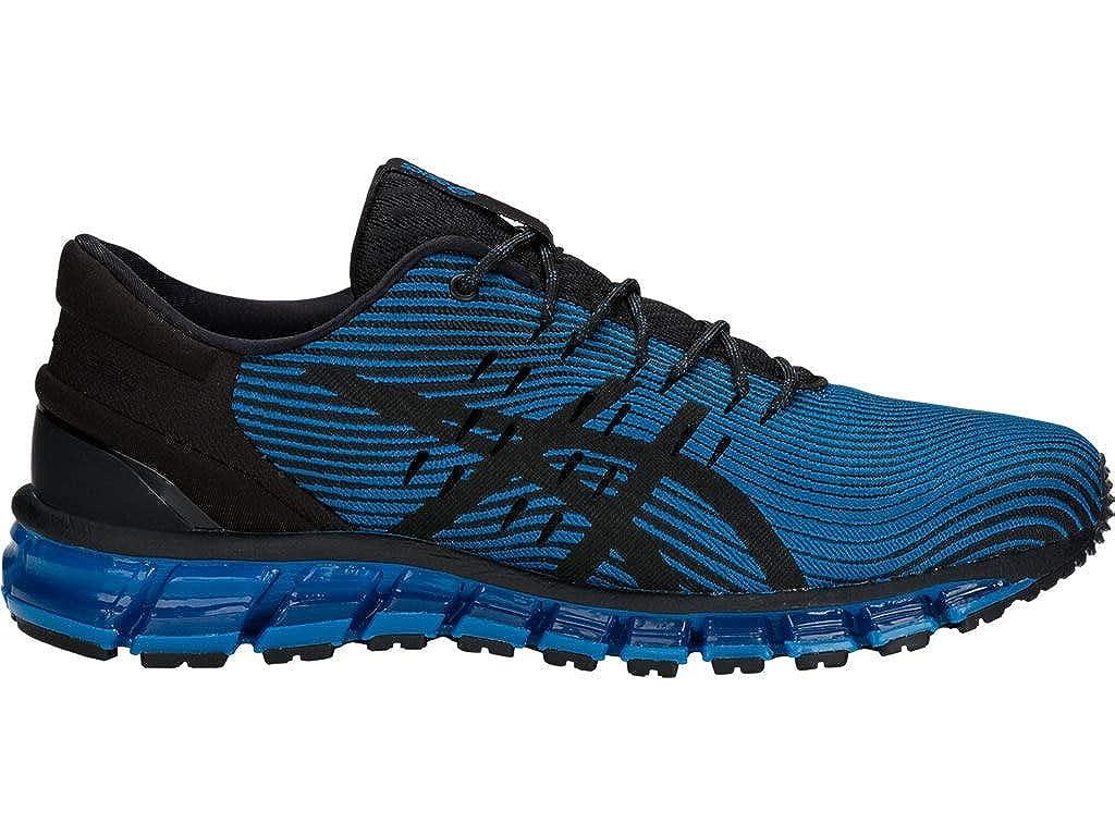 Race bluee Black ASICS GelKayano 25 (2E Wide) shoes Men's Running