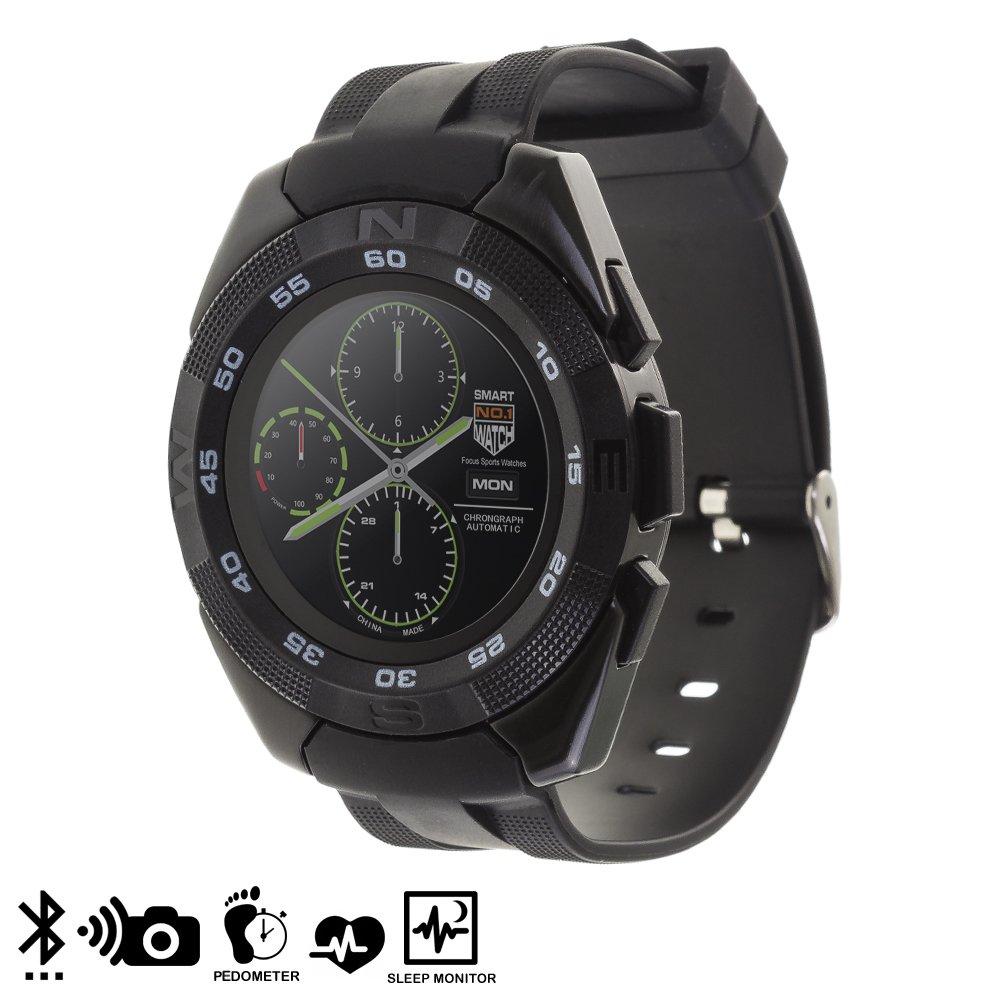 Silica DMT178BLACK - Smartwatch g5 con Pantalla Circular ...