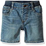 Levi's Baby Boys' Westdale Pull-on Denim Shorts, Morning Side, 18M