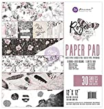 "Prima Marketing Double-Sided Paper Pad 12""X12"" 30/pkg"