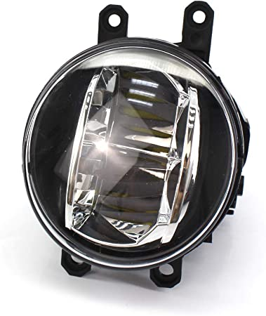 XZANTE Automotive led fog lamp Front fog lamp Direct replacement for 2013-2018 Toyota Corolla Camry Lexus RX350 ES350 ct200h LX570 81210-48050 81220-48050