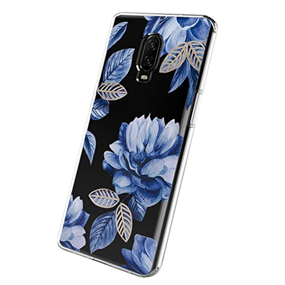 buy popular 10a4f 1f4ef Amazon.com: Oneplus 6T Case Oneplus 6 Phone Case, Ultra-Thin Clear ...