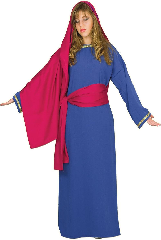Stamco Disfraz Virgen Maria: Amazon.es: Juguetes y juegos