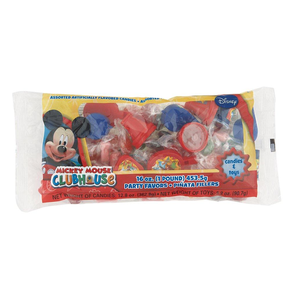 Mickey Mouse Pinata Filler, 1lb: Amazon.es: Juguetes y juegos