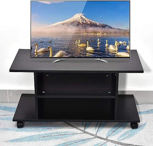 Estink - Soporte para TV de Madera para LCD LED, Soporte para TV ...