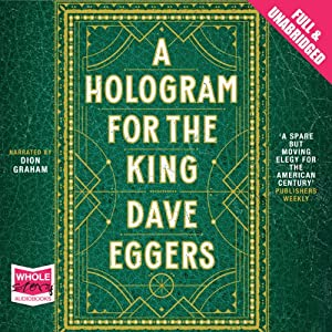 A Hologram for the King Audiobook