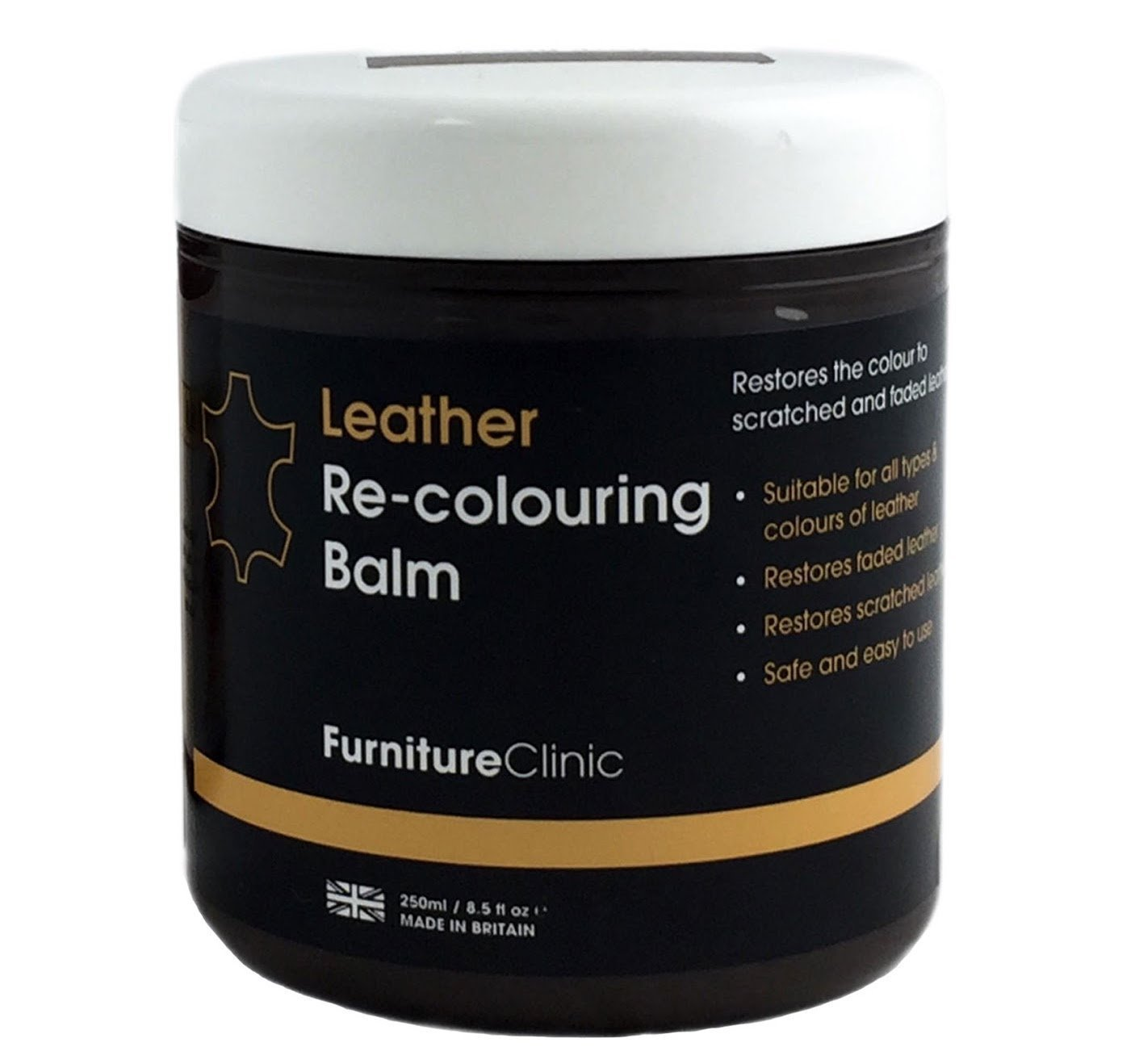 Furniture Clinic Leather Re-Coloring Balm