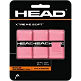Head Xtreme Soft Overwrap Docena Grip - Multi-Colour/Pink