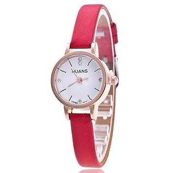 Amazon.com: Reloj deportivo para mujer con diseño de ...