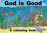 img - for God Is Good: A Colouring Book (Bible Art) book / textbook / text book