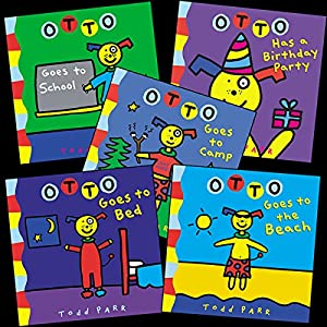 Todd Parr's Otto Bundle Audiobook